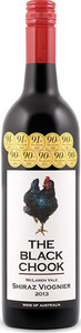 The Black Chook Shiraz/Viognier 2014, Mclaren Vale/Padthaway, South Australia Bottle