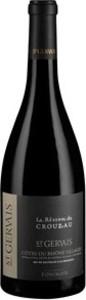 Foncalieu Réserve Du Crouzau St. Gervais Côtes Du Rhône Villages 2012, Ac Bottle