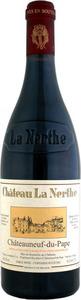 Château La Nerthe Châteauneuf Du Pape 2012, Ac Bottle