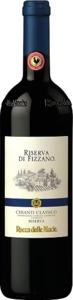 Rocca Delle Macìe Riserva Di Fizzano Single Vineyard Gran Selezione Chianti Classico 2011, Docg Bottle