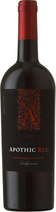 Apothic Red 2013, California Bottle