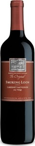 Smoking Loon Cabernet Sauvignon 2013, California Bottle