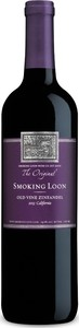 Smoking Loon Old Vine Zinfandel 2013, California Bottle