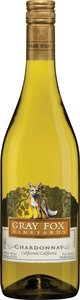 Gray Fox Chardonnay 2014 Bottle