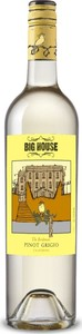Big House The Birdman Pinot Grigio 2014, Central Coast Bottle