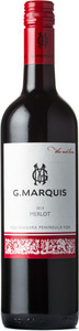 G. Marquis The Red Line Merlot 2014, VQA Niagara Peninsula Bottle
