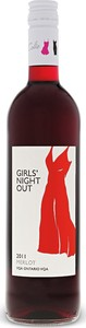 Girls' Night Out Merlot 2013, Lake Erie North Shore VQA Bottle