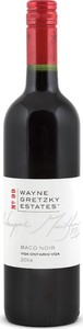 Wayne Gretzky Baco Noir 2014, Ontario VQA Bottle