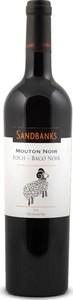 Sandbanks Mouton Noir Foch Baco Noir 2014, Ontario VQA Bottle
