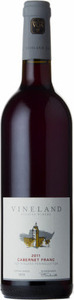 Vineland Estates Cabernet Franc 2014, Niagara Peninsula Bottle