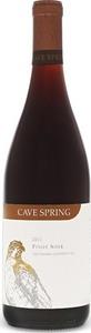 Cave Spring Pinot Noir 2014, Niagara Peninsula Bottle