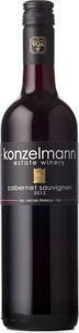 Konzelmann Cabernet Sauvignon 2014, VQA Bottle