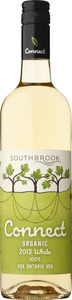 Southbrook Connect Organic White 2014, Ontario VQA Bottle