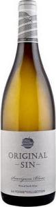 La Vierge Original Sin Sauvignon Blanc 2015, Wo Hemel En Aarde Bottle