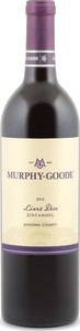 Murphy Goode Liar's Dice Zinfandel 2012, Sonoma County Bottle