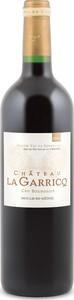 Château La Garricq 2010, Ac Moulis En Médoc Bottle