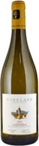 Vineland Estates Unoaked Chardonnay 2014, Niagara Peninsula VQA Bottle