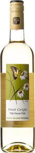 Pelee Island Pinot Grigio 2014, Ontario VQA Bottle