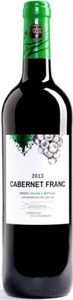 Chateau Des Charmes Estate Cabernet Franc 2013, VQA Niagara On The Lake Bottle