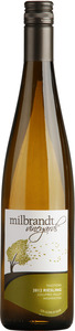 Milbrandt Traditions Riesling 2013, Columbia Valley Bottle
