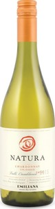 Emiliana Natura Unoaked Chardonnay 2011, Casablanca Valley Bottle