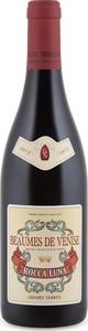 Grandes Serres Rocca Luna Beaumes De Venise 2012, Ac Bottle