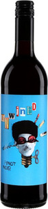 Unwined Pinot Noir 2013 Bottle