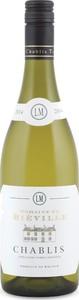 Louis Moreau Domaine De Biéville Chablis 2014, Ac Bourgogne Bottle