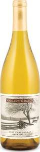 Madison's Ranch Chardonnay 2013, Napa Valley Bottle