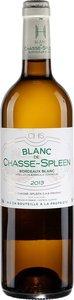 Château Chasse Spleen Blanc De Chasse Spleen 2014 Bottle