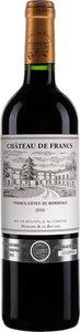 Château De Francs 2010 Bottle