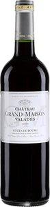 Cuvée Les Valades Chateau Grand Maison 2010 Bottle