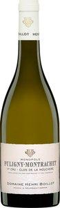 Domaine Henri Boillot Puligny Montrachet Premier Cru Clos De La Mouchère 2013 Bottle