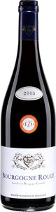 Fougeray De Beauclair Bourgogne 2014 Bottle