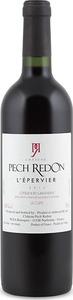 Château Pech Redon La Clape L'épervier 2012, Ac Bottle