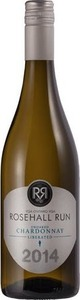 Rosehall Run Liberated Unoaked Chardonnay 2014, Ontario VQA Bottle