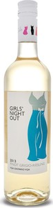 Girls' Night Out Pinot Grigio Riesling 2014 Bottle