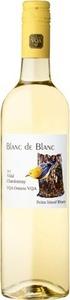 Pelee Island Blanc De Blanc Vidal Chardonnay 2013, VQA Ontario Bottle