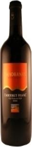 Sandbanks Cabernet Franc 2006, VQA Ontario Bottle