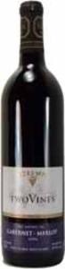 Strewn Two Vines Cabernet Merlot 2006 Bottle