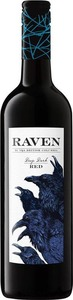Raven Deep Dark Red 2014, Ontario VQA Bottle