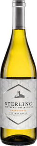 Sterling Vintner's Collection Chardonnay 2014, Central Coast Bottle