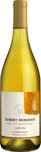 Robert Mondavi Private Selection Chardonnay 2014, Central Coast Bottle