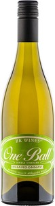 Bk Wines One Ball Chardonnay 2013, Adelaide Hills, Australia Bottle
