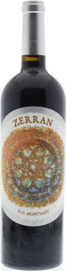 Bodegas Ordonez Zerran Monsant 2011, Montsant, Spain Bottle
