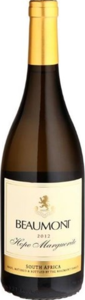 Beaumont Family Wines Hope Marguerite 2013, Bot River Walker Bay Bottle