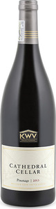 Cathedral Cellar Pinotage 2013, Wo Western Cape Bottle