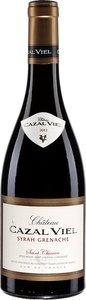 Château Cazal Viel Syrah / Grenache 2014 Bottle