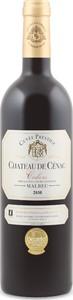 Château De Cénac Cuvée Prestige 2011 Bottle