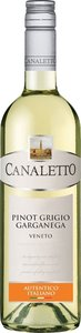 Canaletto Pinot Gris / Garganega 2014 Bottle